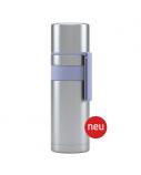 Boddels HEET Vacuum flask with cup Isothermal, Lavender blue, Capacity 0.5 L, Diameter 7.2 cm, Bisphenol A (BPA) free