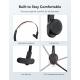 TaoTronics bevielės ausinės slopinančios garsą TT-BH041, Juodos