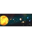 GEMBIRD Gaming mouse pad XL Cosmos