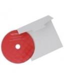 Vokai CD/DVD be langelio, 125x125mm, (1000)