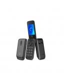 "Alcatel 2053D Black, 2.4 "", TN, 240 x 320 pixels, 4 MB, 4 MB, Dual SIM, USB version micro USB, Built-in camera, Main camera 0.3 MP, 750 mAh"