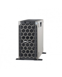 "Dell PowerEdge T440 Tower, Intel Xeon, Silver 1x4208, 2.2 GHz, 11 MB, 16T, 8C, RDIMM DDR4, 2666 MHz, No RAM, No HDD, Up to 8 x 3.5"", Hot-swap hard drive bays, PERC H730P, Dual, Hot-plug, Redundant, Power supply 750 W, On-Board LOM 2x1GbE, iDRAC 9 Enterpri"