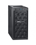 """Dell PowerEdge T140 Tower, Intel Xeon, E-2234, 3.6 GHz, 8 MB, 8T, 4C, UDIMM DDR4, 2666 MHz, No RAM, No HDD, Up to 4 x 3.5"""", PERC H330, Single Cabled, Power supply 365 W, iDRAC 9 Basic, No Rails, No OS, Warranty Basic Onsite 36 month(s)"""