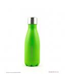 Yoko Design Isothermal Bottle  Capacity 0.26 L, Material Stainless steel,  Mat coat green