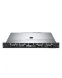 "Dell PowerEdge R240 Rack (1U), Intel Xeon, E-2224, 3.4 GHz, 8 MB, 4T, 4C, UDIMM DDR4, No RAM, No HDD, SATA, Up to 4 x 3.5"", Hot-swap hard drive bays, PERC H330, Single, Cabled, Power supply 450 W, On-Board LOM, iDRAC9 Basic, Static Rails, No OS, Warranty"