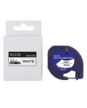 Neoriginali Dymo Label 59421 Balta 12mm (S0721500) juostelė