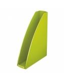 Stovas dokumentams Leitz Wow, 7cm, žalias, plastikinis  1003-129