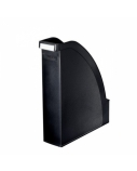 Stovas dokumentams Leitz Plus, 7cm, juodas, plastikinis  1003-108