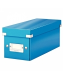 Dėžutė CD Leitz 6041 (145x360x135mm), mėlyna  0215-106