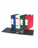 Segtuvas Esselte No.1, A5/75 mm, 231 x 222 mm, standartinis, raudonas  0801-031