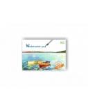 Akvarelinis sąsiuvinis SMLT, A4, 200 g, klijuotas, (20)  0708-206