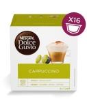 NESCAFE Dolce Gusto Cappuccino kava, 16 kapsulių dėžutėje