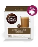 NESCAFE Dolce Gusto Café Au Lait Intenso kava 16 kapsulių dėžutėje , 1 vnt.