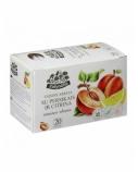 ŽOLYNĖLIS Vaisinė arbata Vasaros skonis su persikais ir citrina, 40g (2g x20)