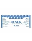 Baterija Tesla AAA Blue+ Zinc Carbon R03 550 mAh 10 vnt.