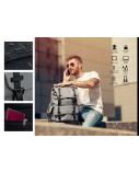 Kuprinė Packer R-bag pilka