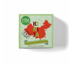 ETNO kelionių arbata KINIJA 40g (2g x 20 vnt.)