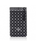 BONE BAG FOR MOBILE PHONE BLACK