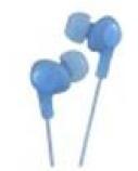 JVC HA-FX5 IN EAR HEADPHONES BLUE