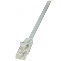 LOGILINK Patchcable CAT 5e UTP 5m grey C