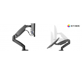 ICYBOX IB-MS303-T IcyBox Monitor stand w