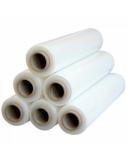 Pakavimo plėvelė Stretch, 17 mikr.,  450mmx230m, skaidri