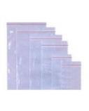 Maišeliai užspaudžiami, 12x18cm, 40mikr. (100)  2107-009