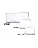 Stalo kortelė 200x80 mm, SRD 527  0614-003
