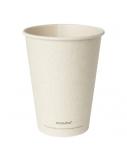 Duni vienkartiniai Ecoecho™ puodeliai kavai (tinkamas 182536) 350 ml, natūralios spalvos, Bagasse, max +100°C, (50 vnt x 18vnt.)