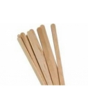 Mediniai maišikliai karštiems gėrimams, 17,8cm, 1000vnt. (10 vnt.)