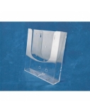 Pakabinamas stovas bukletams, A5, akrilas DISP-WM, 169mmx179mm 0614-402