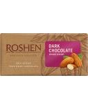 Juodasis šokoladas su migdolais Roshen, 22 pak. po 90g