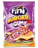 """Kramtomoji guma """"Burger"""" Fini, 12 pak. po 80g"""