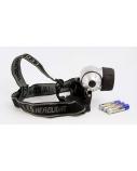 Arcas Headlight ARC9 9 LED, 4 lighting modes