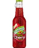 Vyšnių - obuolių gėrimas 20%, Tymbark, stikle, 24 pak. po 250 ml