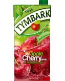 Vyšnių - obuolių gėrimas 20 %, Tymbark, 6 pak. po 2 L