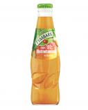 Įvairių vaisių ir morkų sultys 100%, Tymbark, stikle, 15 pak. po 200 ml