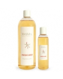 Mr&Mrs Blanc Refill JR1BLAN031 Zanzibar Amber: Amber, Ylang Ylang, White cedar, 1 L