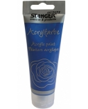 STANGER Akriliniai dažai Acrylic Paints 75 ml, kobalto mėlyna 950136