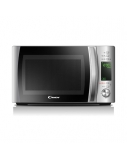 Candy Microwawe oven CMXW20DS Free standing, Height 25.9 cm, Width 44 cm, Silver