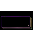 GEMBIRD MP-GAMELED-L Gaming mouse pad L