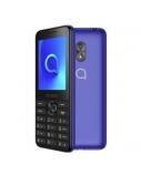 """Alcatel 2003D (Metallic Blue) Dual SIM 2.4"""" QQVGA /4MB ROM /4MB (microSD+up to 32GB)/Camera 1.3Mpx/ 2G/ 970mAh"""