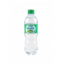 Mineralinis vanduo Akvilė, silpnai gazuotas, 0.5l  (12vnt.)(kaina nurodyta su užstatu už tarą)