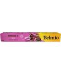 Belmoca Belmio Sleeve Espresso Forte Coffee Capsules for Nespresso coffee machines, 10 capsules, Coffee strength 8/12, 100 % Arabica, 52 g