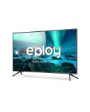 """Allview Smart TV 40ePlay6100-F/1 40"""" (101 cm), Android 9.0 TV, FHD, 1920 x 1080 pixels, Wi-Fi, DVB-T/T2/C/S/S2, Silver/Black"""