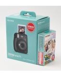 Fujifilm Instax Mini 11 Camera + Instax Mini Glossy (10pl) Focus 0.3 m - ∞, Charcoal Gray